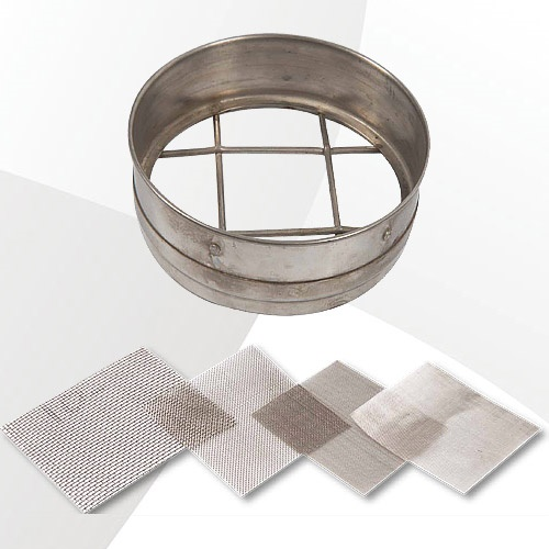 CHROME NICKEL SIEVES