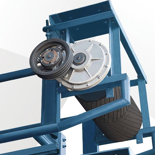 CONVEYOR BAND REDUCER